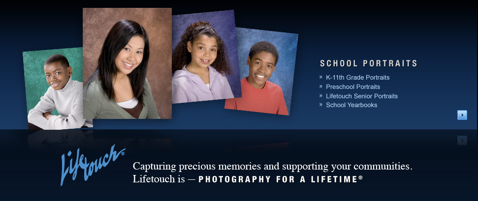 Life Touch Photo orders are due on October 3, 2016